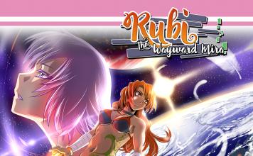 Rubi: The Wayward Mira - key art