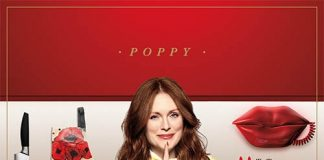 Kingsman: The Golden Circle - Poppy poster