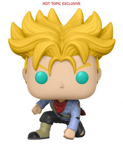Funko DBZ Super SS Trunks