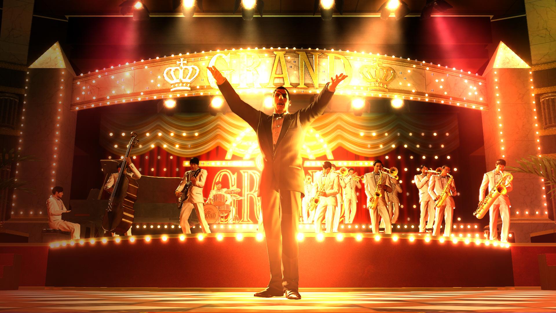 Yakuza 0 - Welcome to The Grand