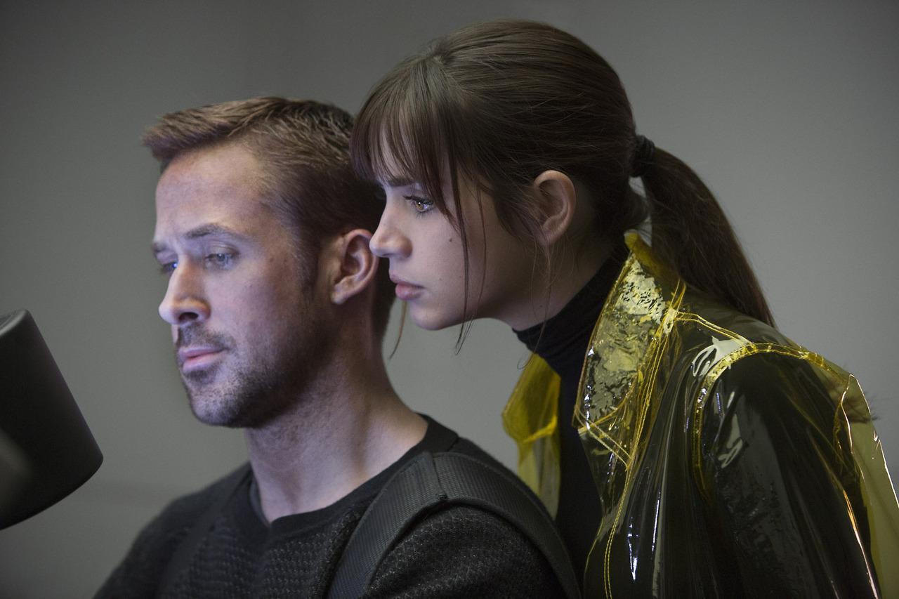 Blade Runner 2049 - K and Joi
