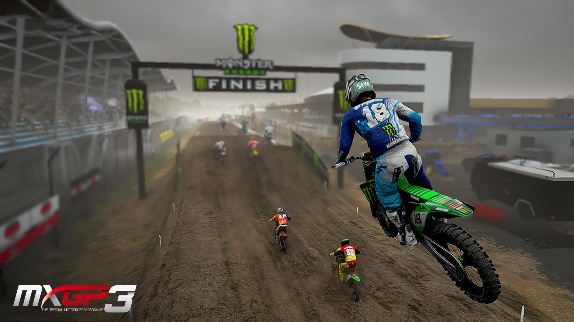 MXGP3 - race