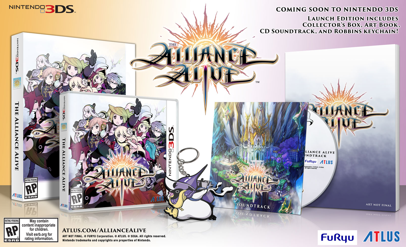 Alliance Alive - Launch Edition