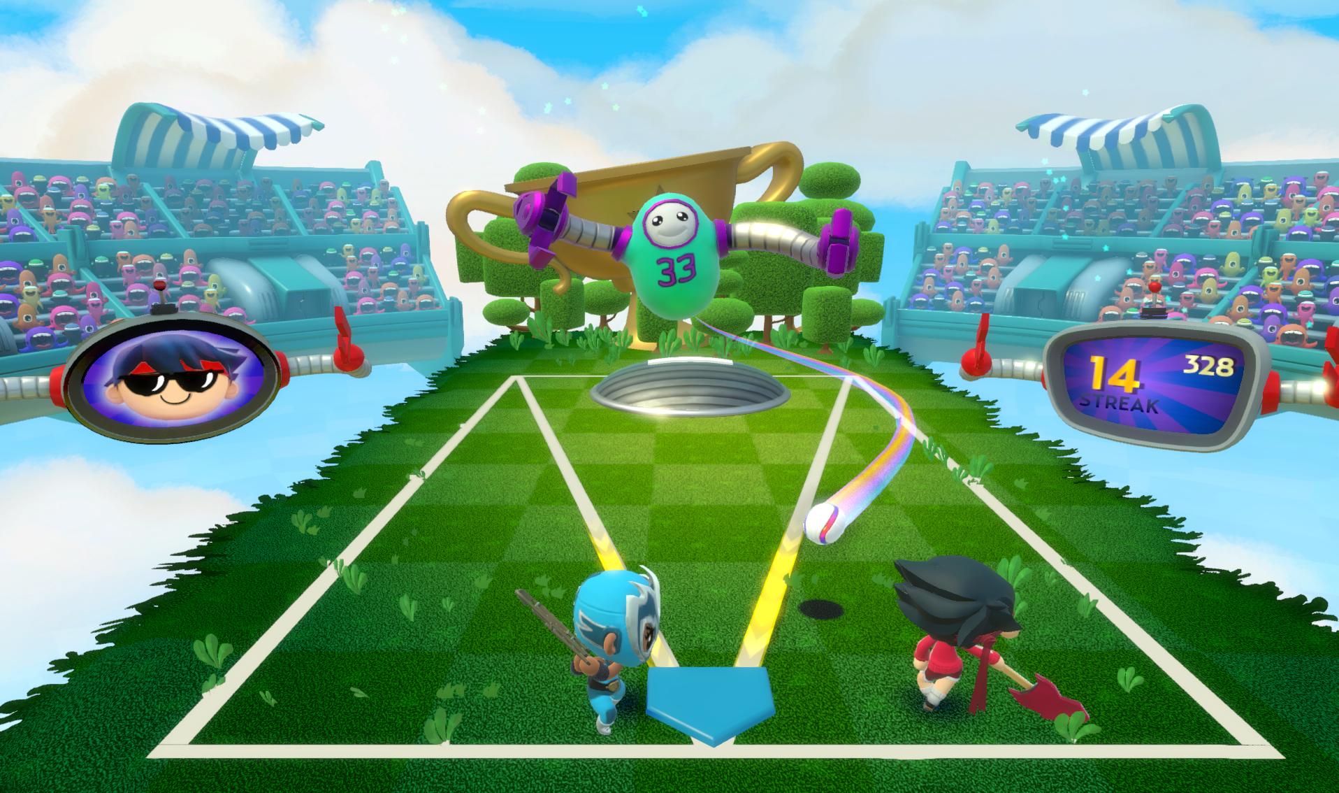 Super Beat Sports - Throbot