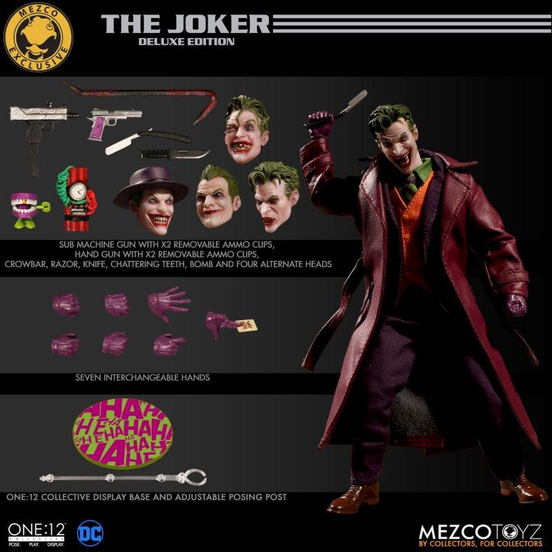 Mezco Joker 23
