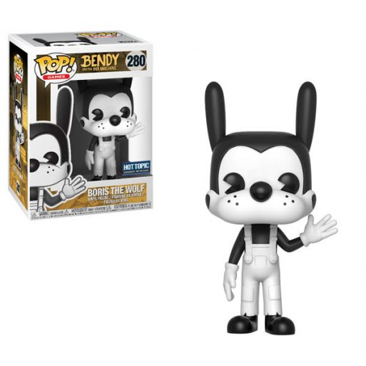 Funko Bendy Ink Machine