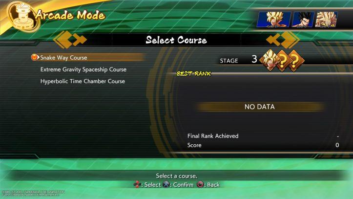 DBF   Arcade Mode 1 1511268528
