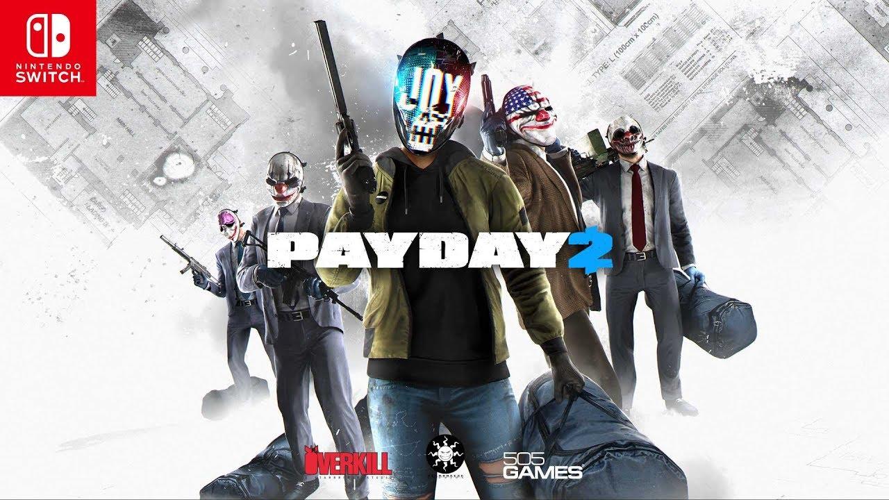 Payday 2 - Nintendo Switch version