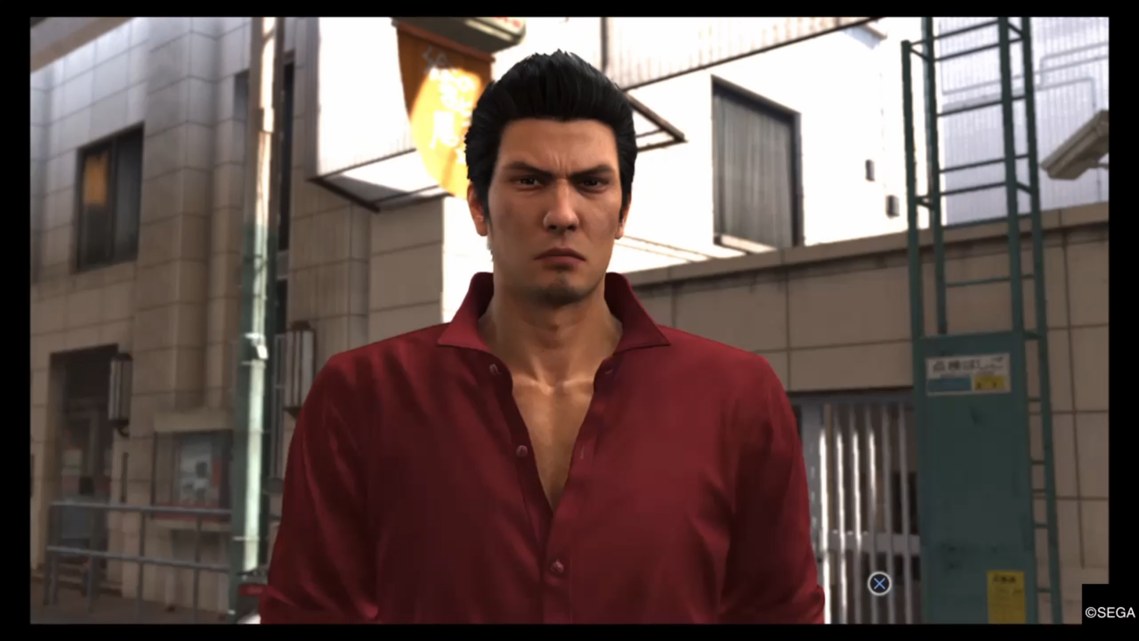 Yakuza 6: The Song of Life - Kiryu