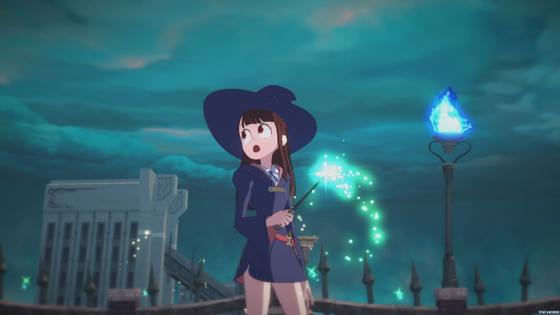 Little Witch Academia: Chamber of Time - Akko