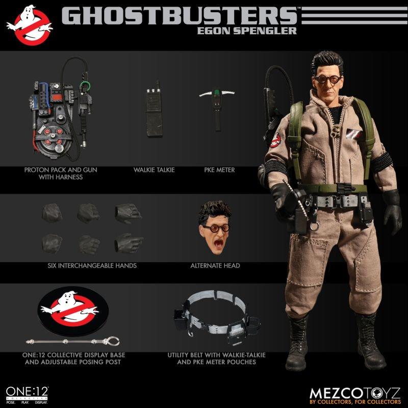 Mezco Ghostbusters 20
