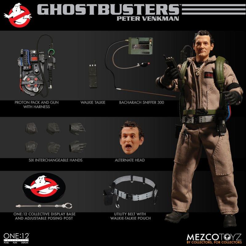 Mezco Ghostbusters 16