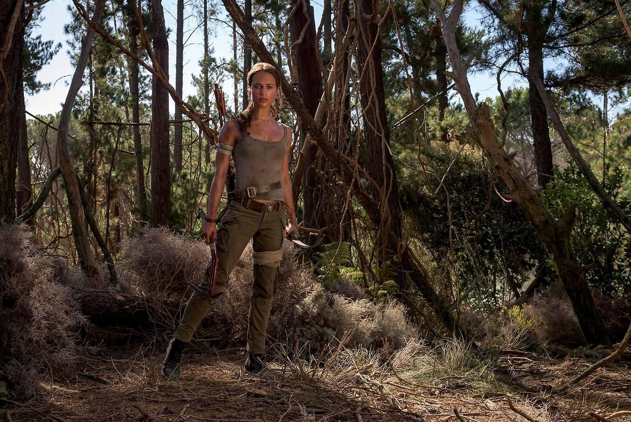 Tomb Raider - bow