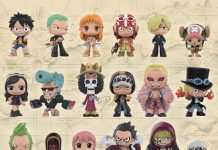 One Piece Mystery Minis