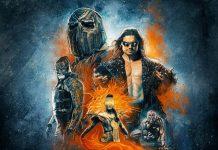Lucha Underground Season 4 Poster
