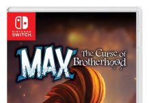 Max: The Curse of Brotherhood - box shot