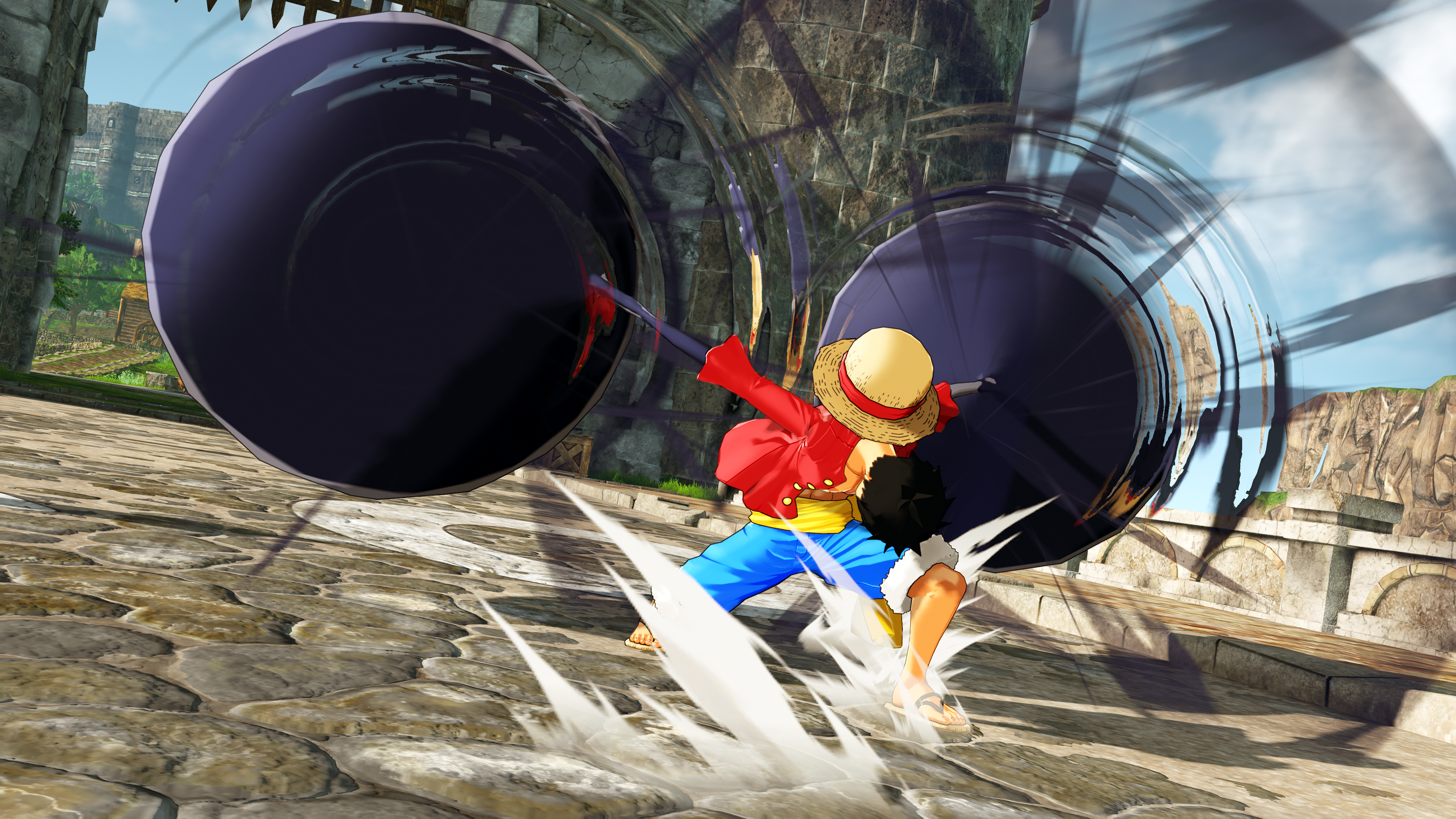 One Piece World Seeker - Elephant Gun