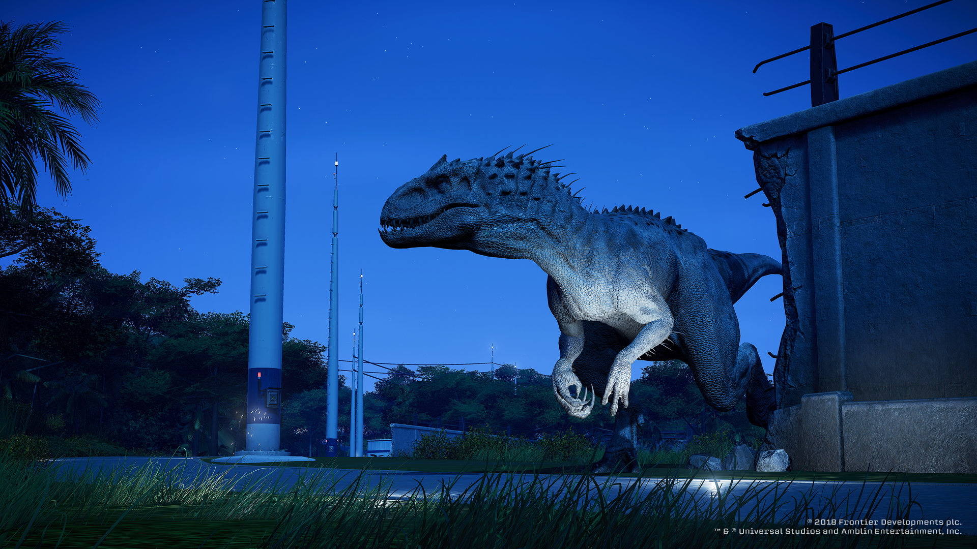 Jurassic World Evolution - Indominus Rex