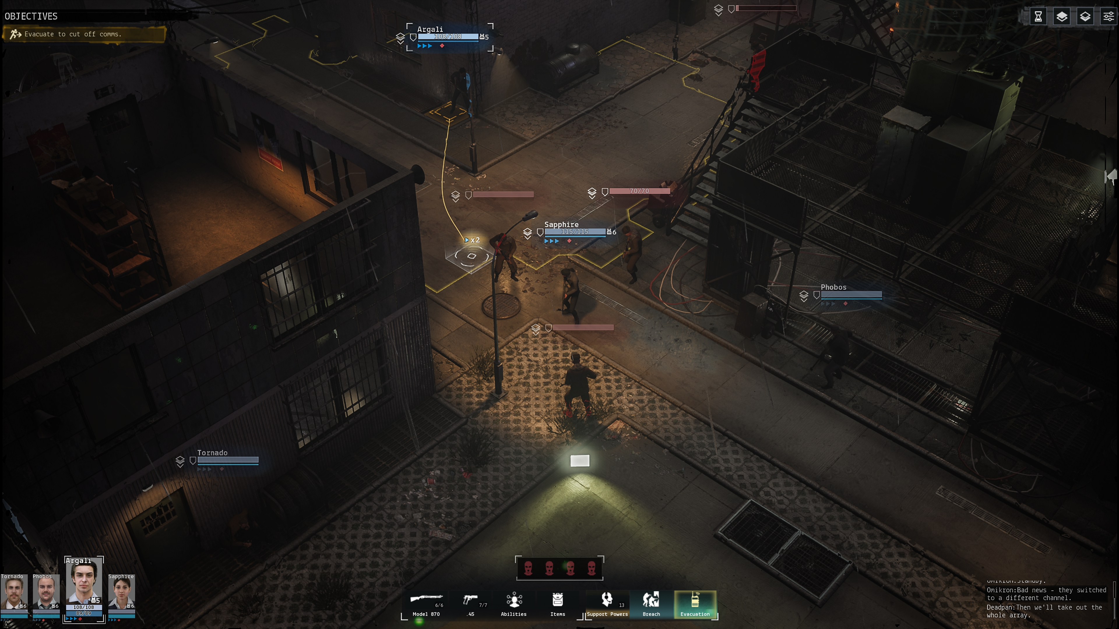 Phantom Doctrine - 7