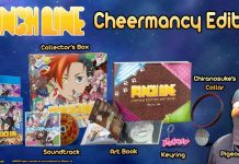 Punch Line - Cheermancy edition