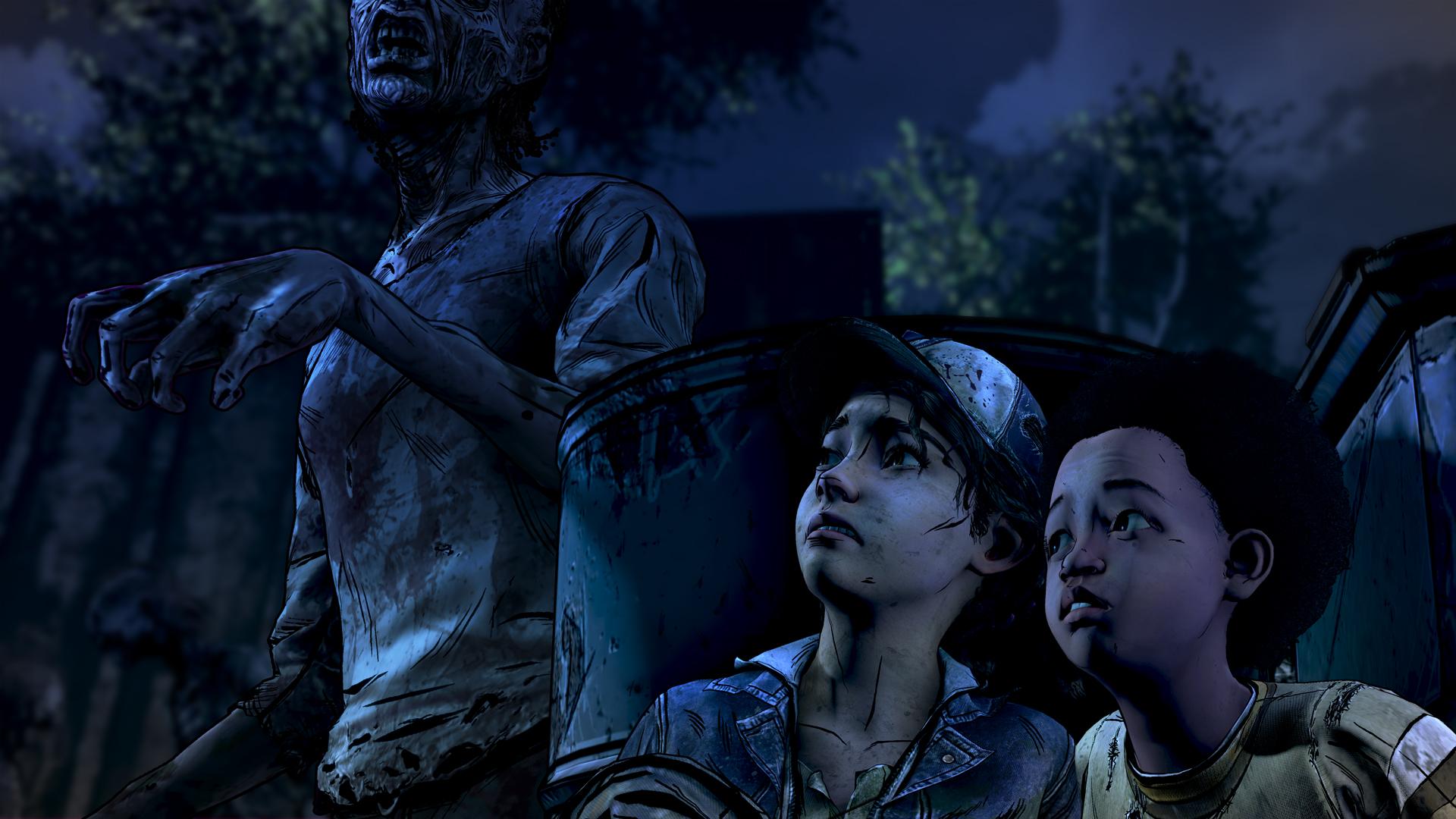 The Walking Dead: The Final Season - Clem & AJ