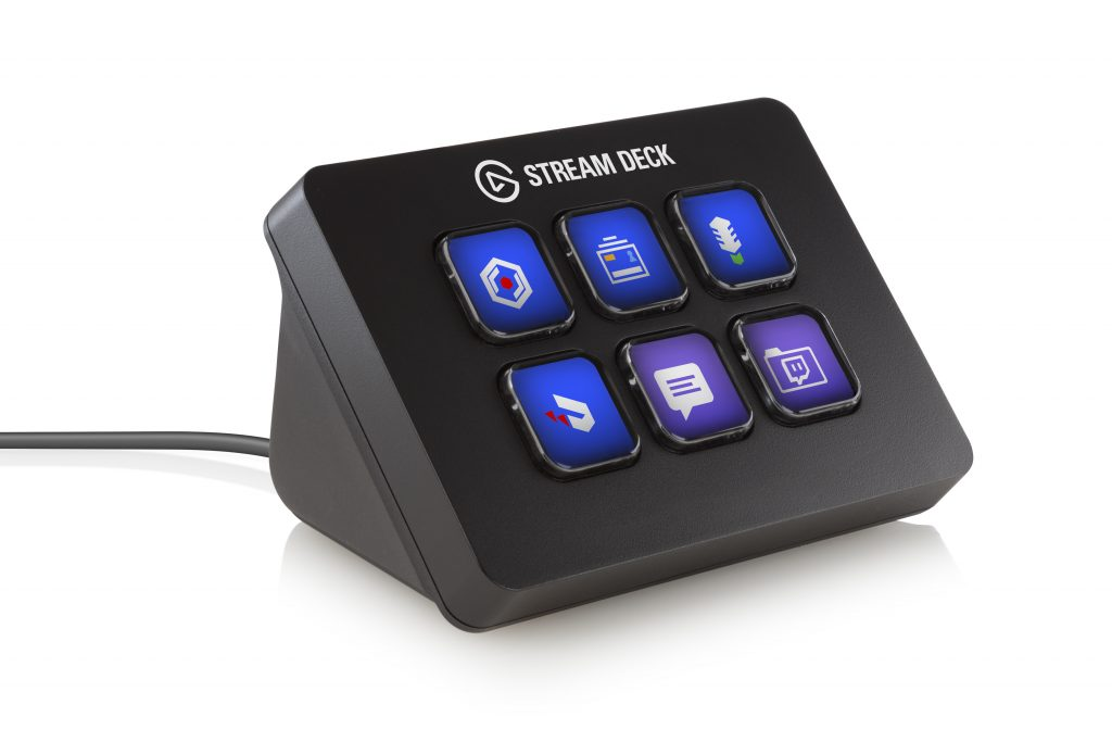Stream Deck Mini Device 01