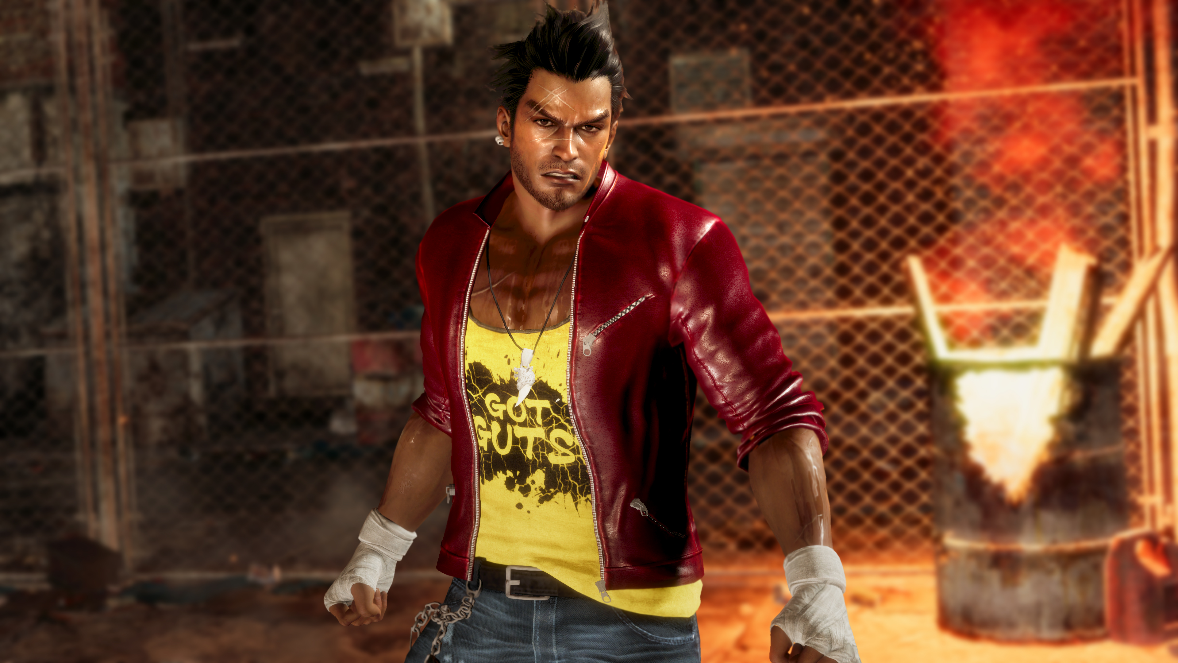 DEAD OR ALIVE 6 - Diego