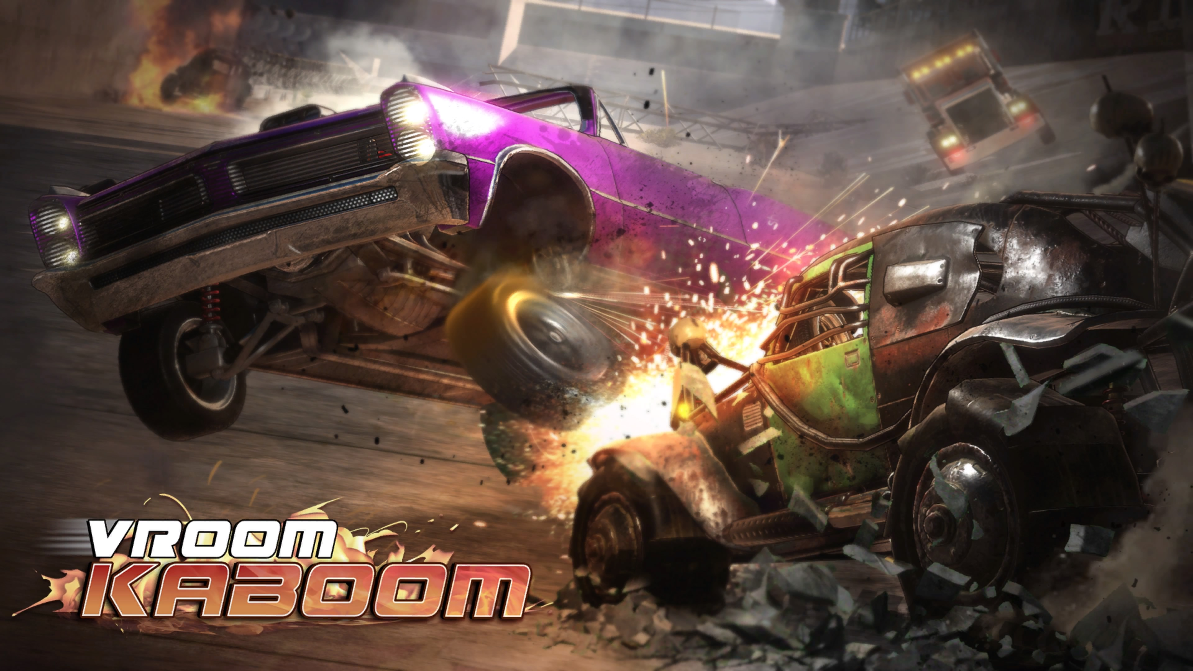 Slick's Nit-Picks: Vroom Kaboom