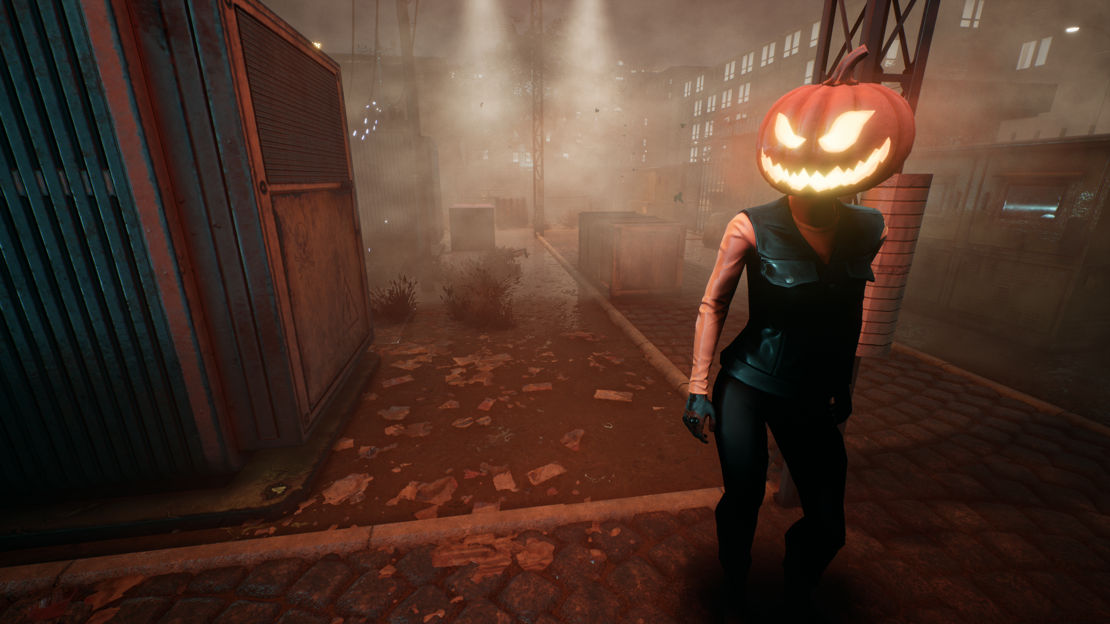 Phantom Doctrine - Jack O' Lantern