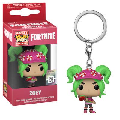 Funko Fortnite Pop Keychain 3