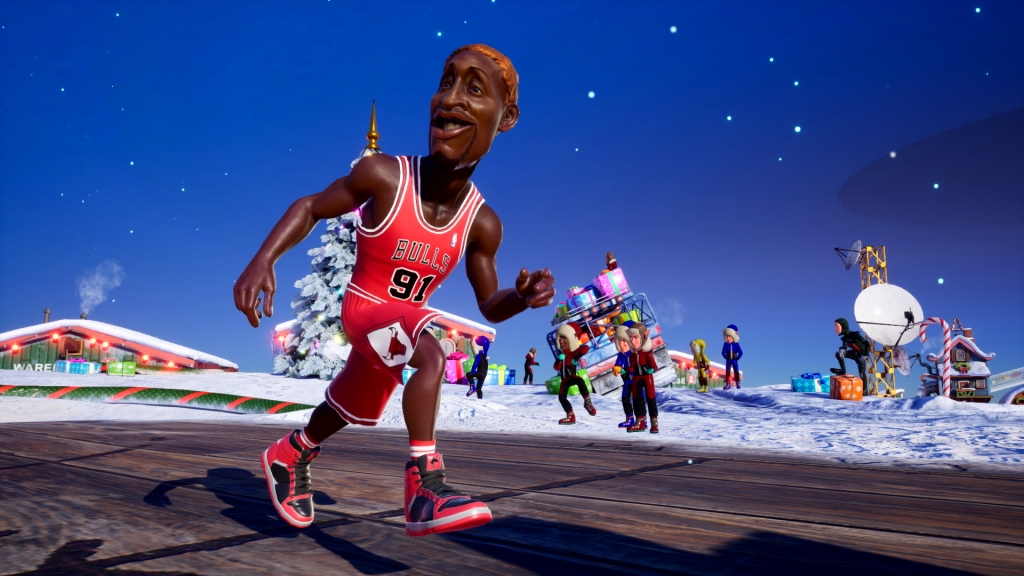 NBA2KPG2 Christmas Screens 2