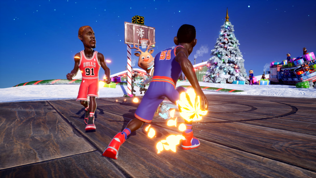 NBA2KPG2 Christmas Screens 3