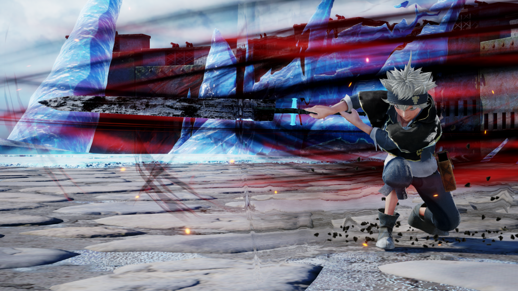 Jump Force - Asta
