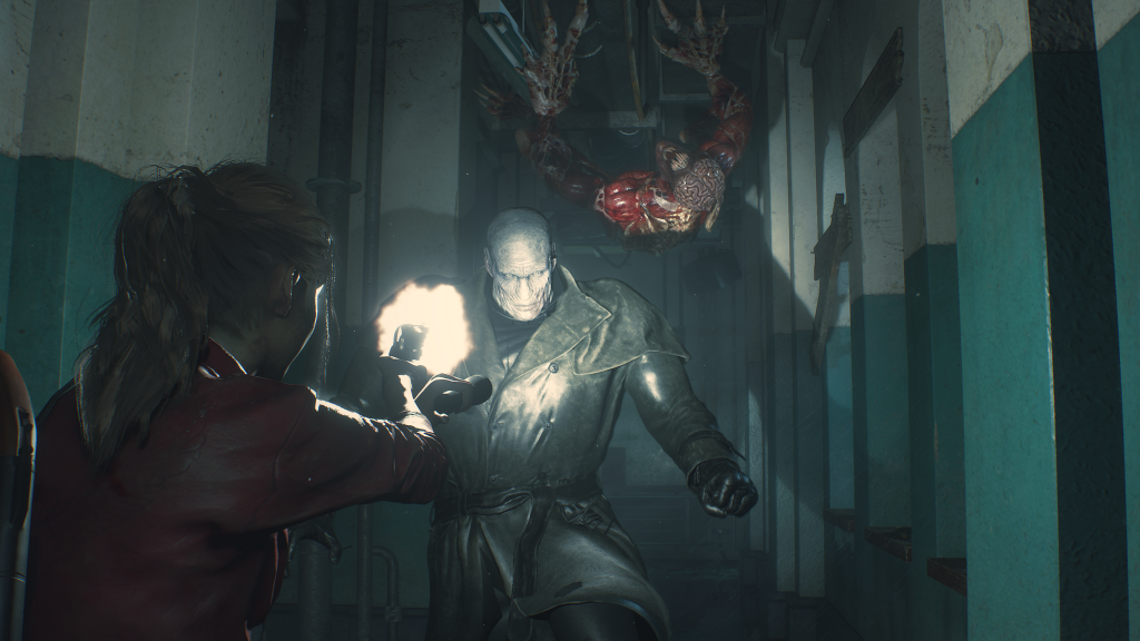 Resident Evil 2 - trouble