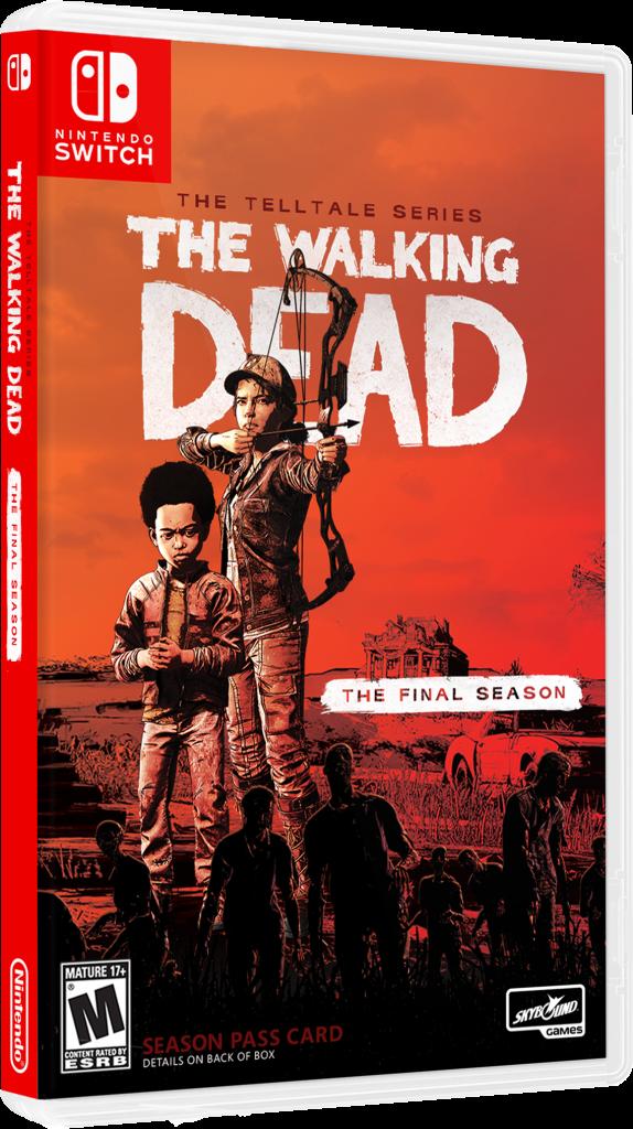 The Walking Dead: The Final Season - Switch box
