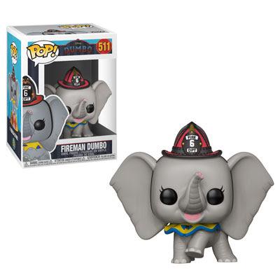 34216 Disney DumboLiveAction FiremanDumbo POP GLAM