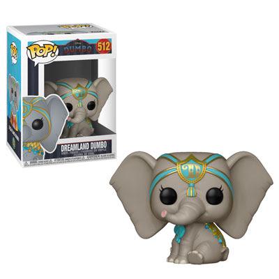 34217 Disney DumboLiveAction DreamlandDumboBlue POP GLAM