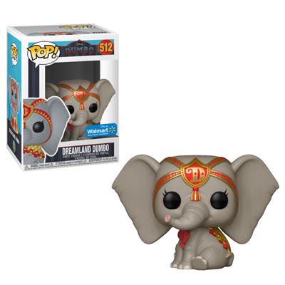 34218 Disney DumboLiveAction DreamlandDumboRed POP GLAM