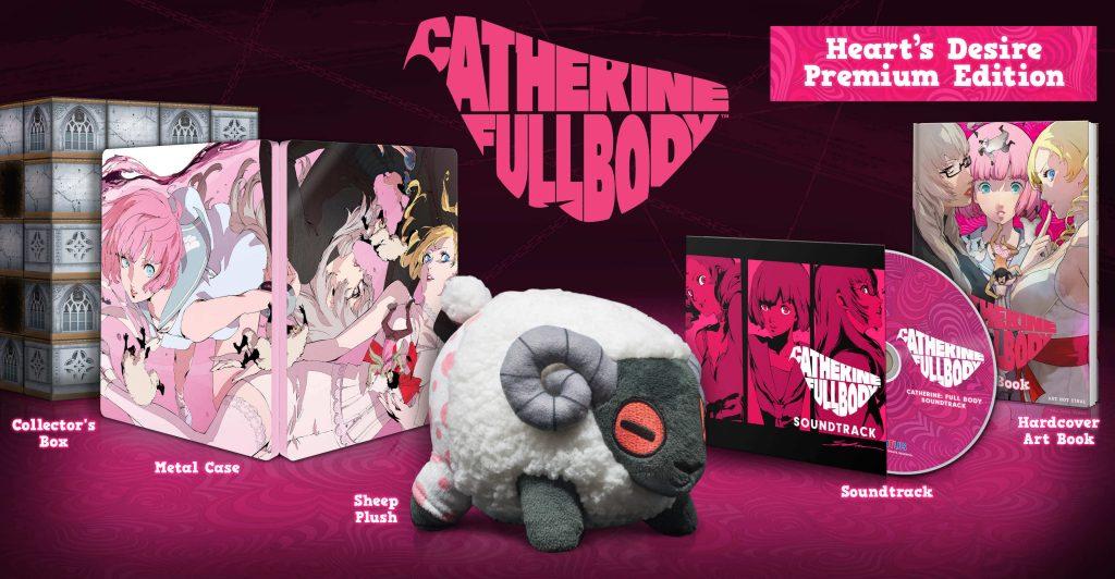 Catherine: Full Body - premium edition
