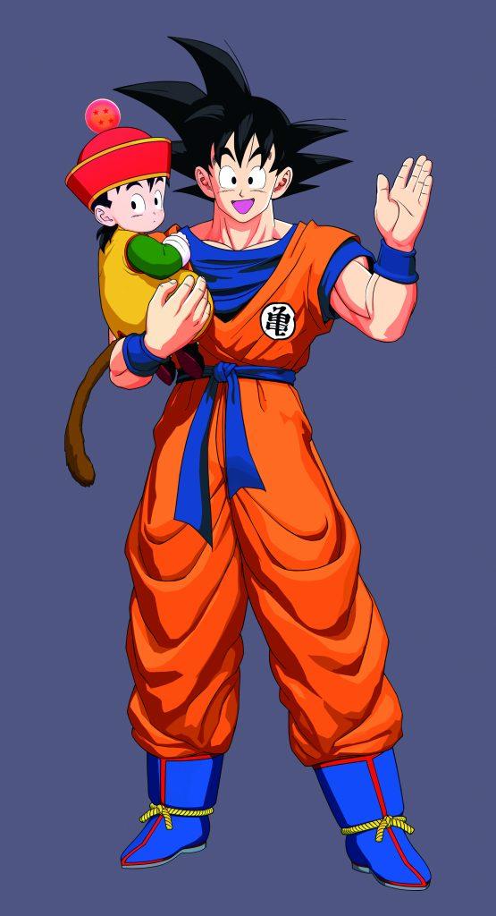 Goku Day - Son Goku & Son Gohan