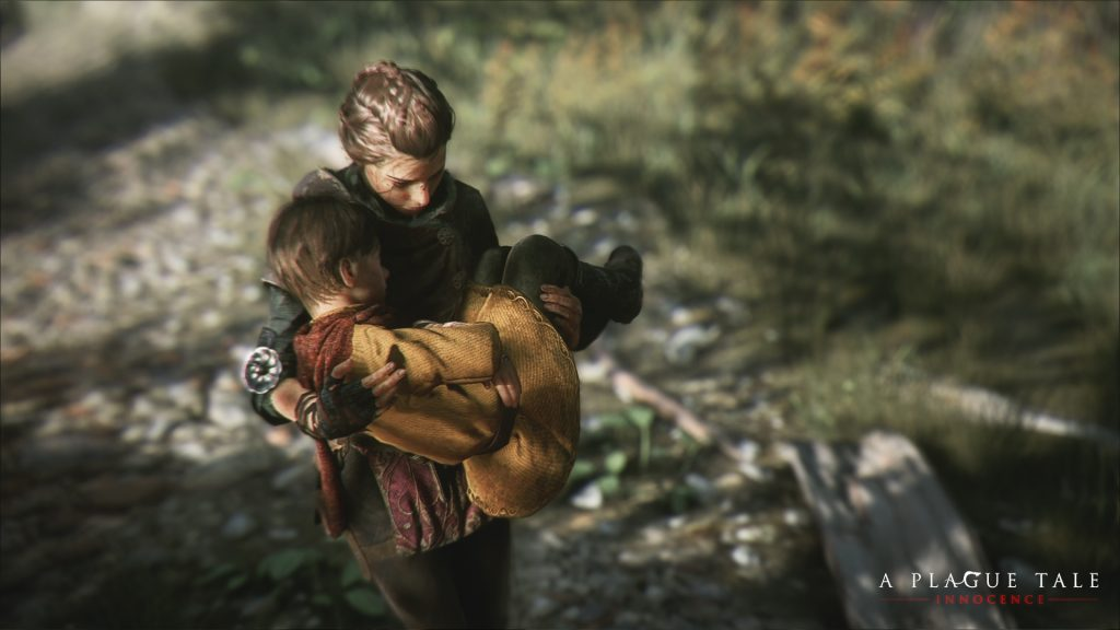A Plague Tale: Innocence - A sister's love