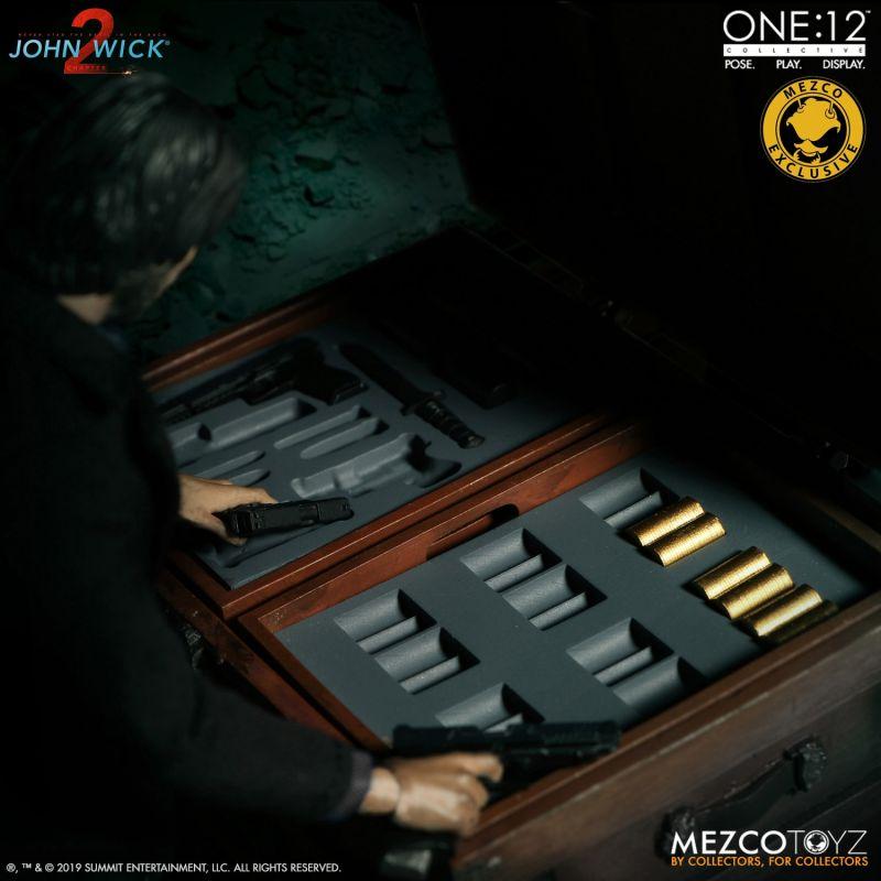 Mezco John Wick 6