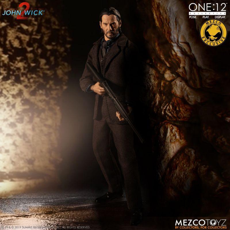 Mezco John Wick 7