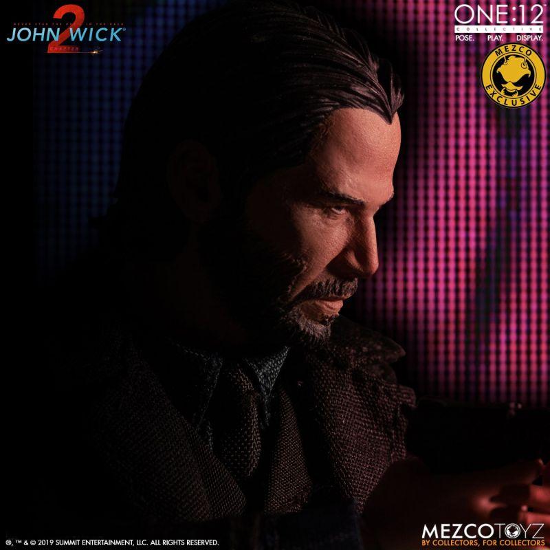 Mezco John Wick 1