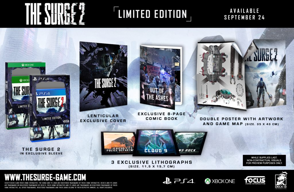TheSurge2 Limited Edition BeautyShot