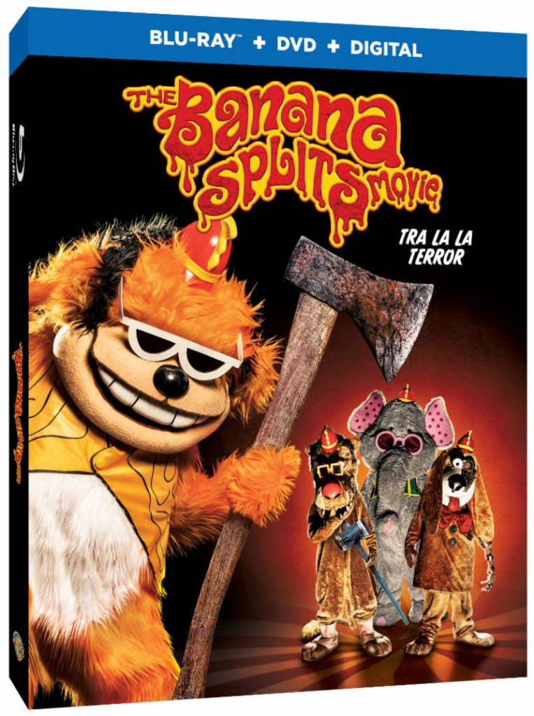 Banana Splits Blu ray