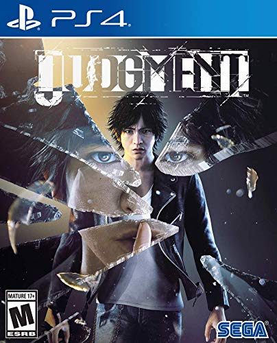 Judgment - packshot