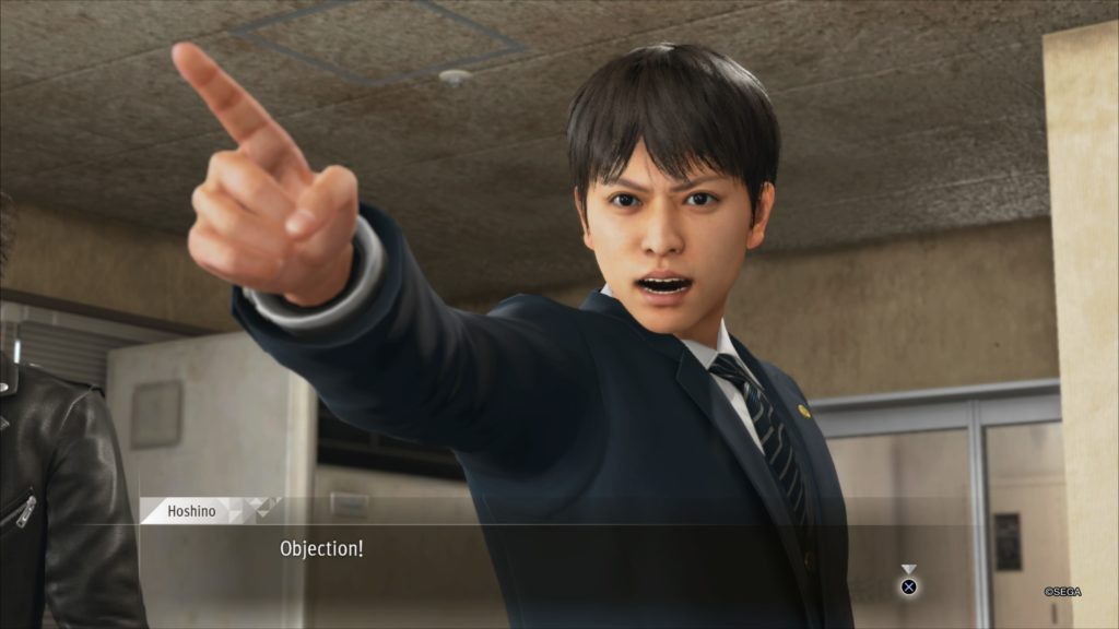 Judgment - Hoshino's objection