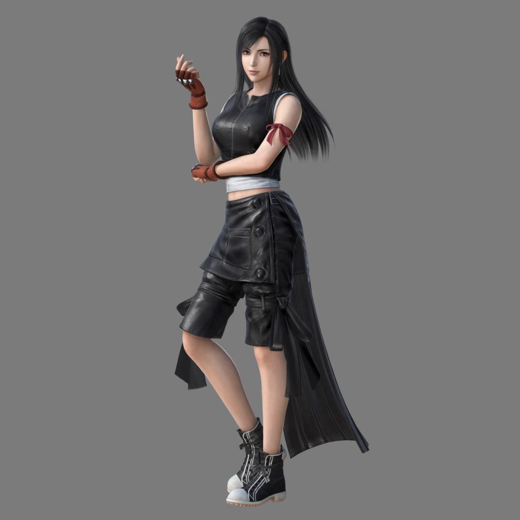 Dissidia Final Fantasy NT - Tifa alternate dress