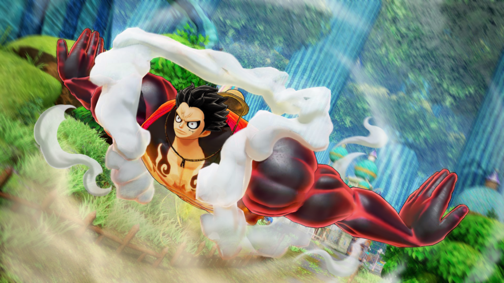 One Piece: Pirate Warriors 4 - Gear 4th Boundman